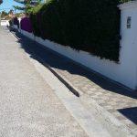 Resanado vallado parcela en Chiclana (Cádiz)