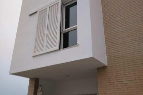 Reparación de fachada en Medina Sidonia (Cádiz)